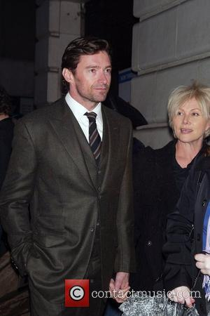 Jackman's Wife Turned Down Jagger