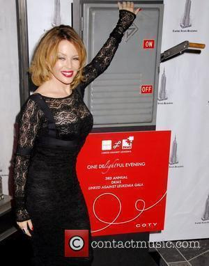 Minogue Harbours Serious Acting Ambitions