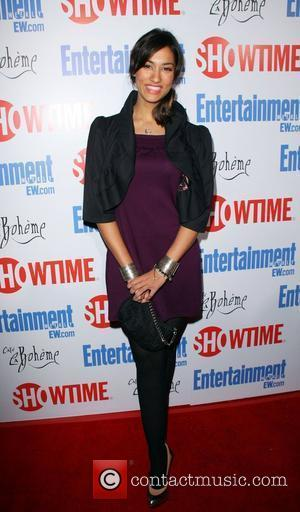 Janina Gavankar Showtime Bids Adieu To the Ladies of The L Word held at Cafe La Boheme West Hollywood, California...