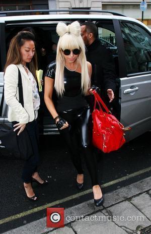 Lady Gaga Keeps Dancing At Top Of U.k. Singles Chart