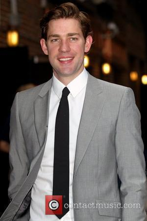 Krasinski Fears He'll Tear Up At Wedding