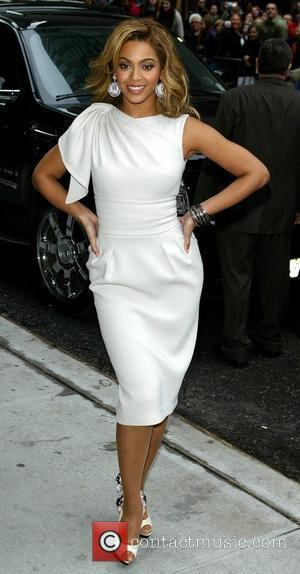 Beyonce Knowles outside the Ed Sullivan Theater for the 'Late Show With David Letterman' New York City, USA - 22.04.09