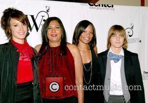 Jennifer Beals, Pam Grier and Rose Rollins