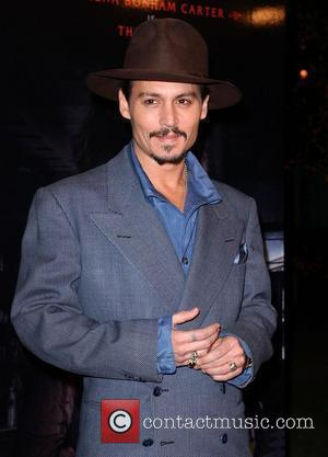 Depp And Jolie Are Brits' Ideal Movie Leads