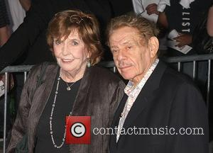 Anne Meara and Jerry Stiller  attends the Los Angeles Premiere of 'I Love You, Man' held the Mann's Village...