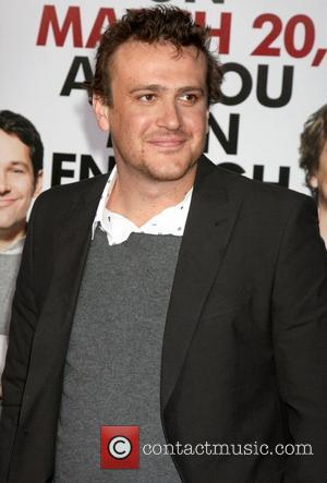 Jason Segel  attends the Los Angeles Premiere of 'I Love You, Man' held the Mann's Village Theater. Westwood, California...