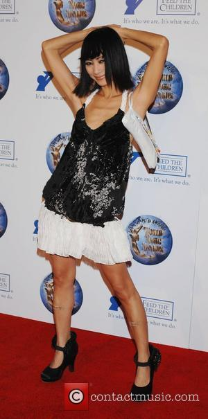 Bai Ling World Magic Awards held at Barker Hanker, Santa Monica Airport - Arrivals Santa Monica, California - 11.10.08