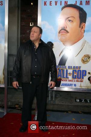 Mall Cop Steals Top Spot At U.s. Box Office