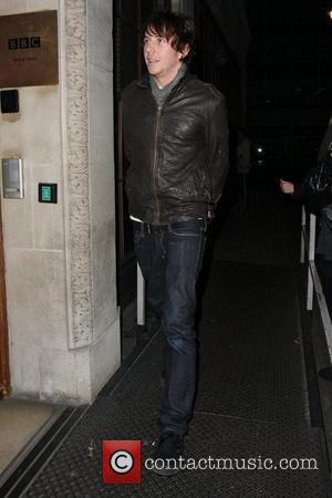 Danny Jones of McFly  arrive at BBC Radio One studios London, England - 21.12.08