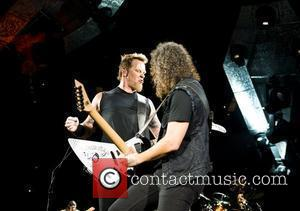 Metallica and O2 Arena