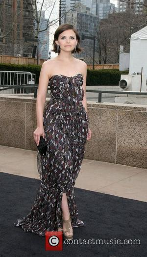 Ginnifer Goodwin Metropolitan Opera 125th anniversary gala at Metropolitan Opera House at Lincoln Center - Outside Arrivals New York City,...