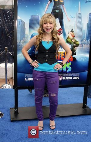 Jennette McCurdy Los Angeles premiere Monsters Vs Aliens held at the Gibson Amphitheater Universal City Walk Los Angeles, California -...
