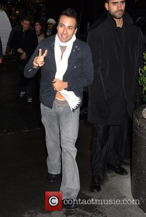 Howie Dorough and Mtv