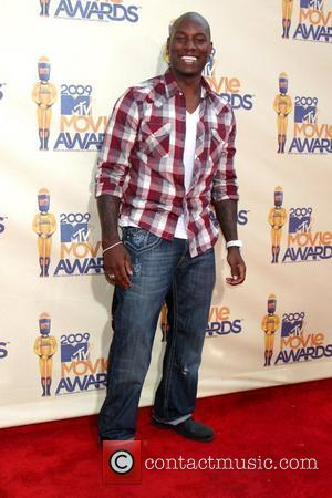 Tyrese Gibson 2009 MTV Movie Awards held at the Gibson Amphitheatre - Arrivals Los Angeles, California - 31.05.09
