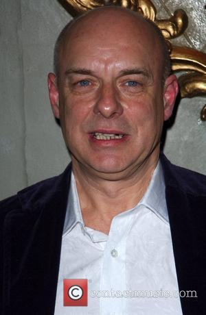Eno Experiments With 'Instant Release' Music