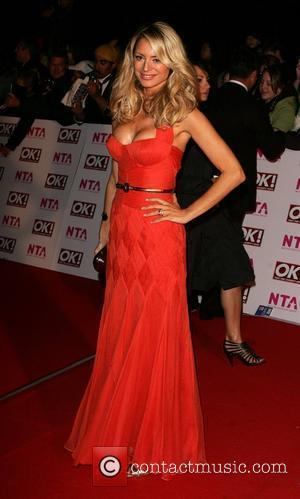 Tess Daly Pregnant With Second Child