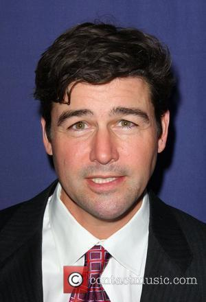 Kyle Chandler and Beverly Hilton Hotel