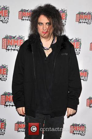 The Cure Perform With Eric Idle