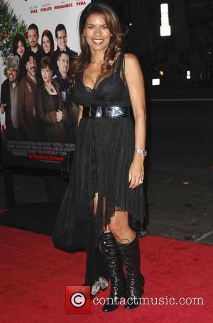 Lisa Vidal 'Nothing Like The Holidays' Los Angeles Premiere - Arrivals Los Angeles, California - 03.12.08