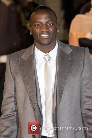 Akon NRJ Music Awards 2009 held at the Palais des Festivals. Cannes, France - 17.01.09