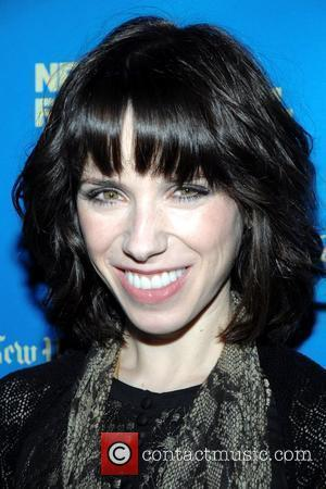 Sally Hawkins at the Premiere of 'Happy Go Lucky' during the 46th New York Film Festival at the Ziegfield Theater...
