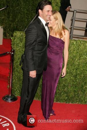 Jon Hamm and Jennifer Westfeldt The 81st Annual Academy Awards (Oscars) - Vanity Fair Party Hollywood, California - 22.02.09