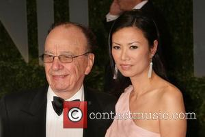 Rupert Murdoch and his wife Wendi Deng The 81st Annual Academy Awards (Oscars) - Vanity Fair Party Hollywood, California -...