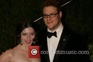 Seth Rogen and guest The 81st Annual Academy Awards (Oscars) - Vanity Fair Party Hollywood, California - 22.02.09