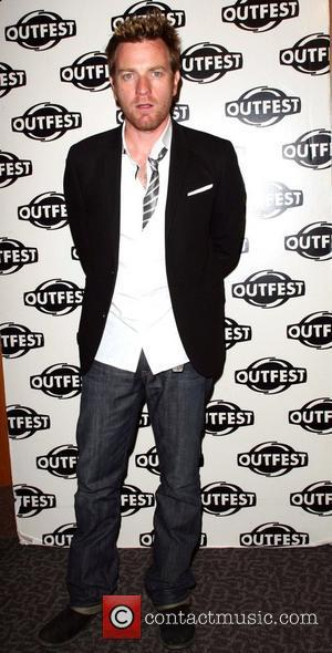 Ewan McGregor The Outfest 2008 Legacy Awards held at The Directors Guild of America West Hollywood, California - 24.09.08