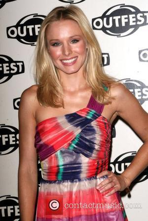 Kristen Bell The Outfest 2008 Legacy Awards held at The Directors Guild of America West Hollywood, California - 24.09.08
