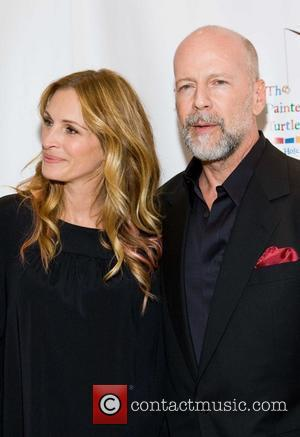 Julia Roberts and Bruce Willis Benefit for the Painted Turtle at the Davies Symphony Hall San Francisco, California - 27.10.08