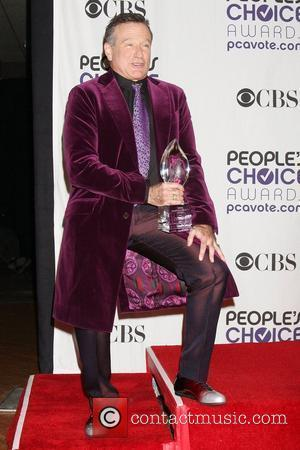 Robin Williams 35th Annual People's Choice Awards at the Shrine Auditorium - Press Room Los Angeles, California - 07.01.09