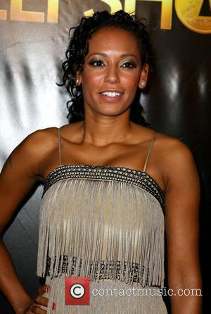 Mel B The world premiere of 'Peepshow' held at Planet Hollywood Resort Casino - Arrivals Las Vegas, Nevada - 18.04.09