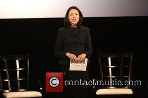 Ann Curry A Powerful Noise Live: screening and panel discussion at Kaye Playhouse New York City, USA - 05.03.09