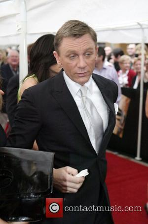 Craig No Bond Movie In His Immediate Plans