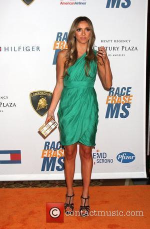Giuliana Rancic The 16th annual Race to erase MS held at the Hyatt Regency century plaza  Los Angeles, California...