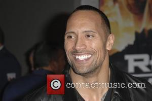 Dwayne Johnson Premiere of 'Race to Witch Mountain' held at the El Capitan Theatre - Arrivals Los Angeles, California -...