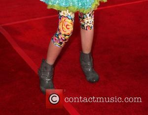 Bella Thorne  Premiere of 'Race to Witch Mountain' held at the El Capitan Theatre - Arrivals Los Angeles, California...