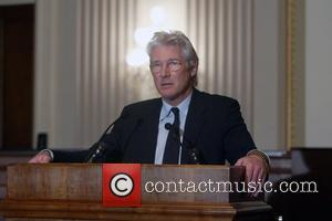 Gere's Marriage To Crawford 'Wasn't Perfect'