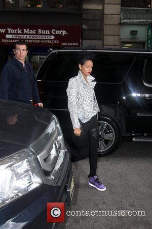 Rihanna's Mystery Man Named