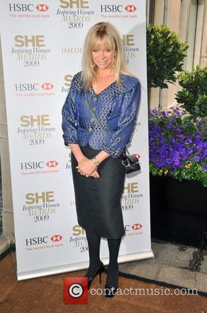 Jo Wood SHE Inspiring Women Awards held at the Claridge's Hotel. London, England - 08.05.09