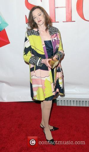 Joan Cusack New York Premiere of 'Confessions of a Shopaholic' held at the Ziegfield Theater - Arrivals New York City,...