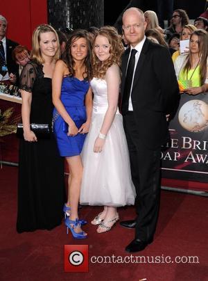 Jo Joyner, Madeline Duggan, Lorna Fitzgerald and Jake Wood The British Soap Awards 2009 held at BBC Television Centre -...