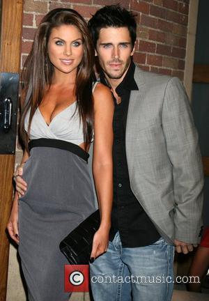 Nadia Bjorlin and Brandon Beemer