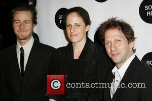 Edward Norton, Tim Blake Nelson, and guest Soho Rep Spring Gala 2009 at The Park - Arrivals New York City,...