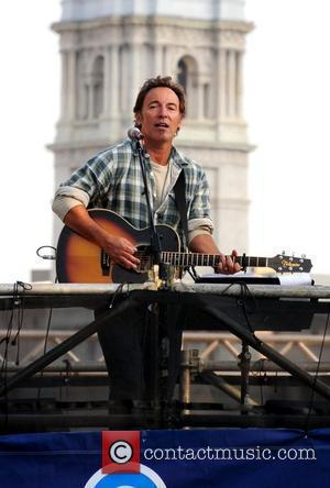 Springsteen Planning Free Obama Show In Washington