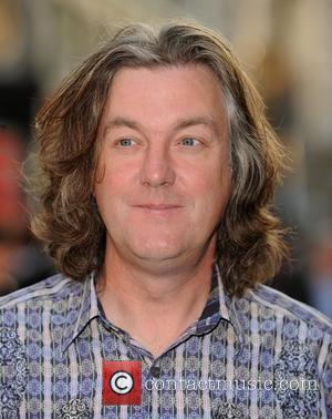 James May UK film premiere of 'Star Trek' at the Empire Leicester Square - Arrivals London, England - 20.04.09