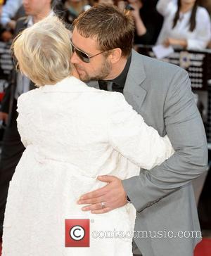 Helen Mirren and Russell Crowe  State Of Play - UK film premiere held at the Empire Leicester Square London,...