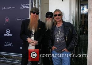 Zz Top To Play Chile Fundraiser Gig