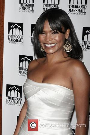 Nia Long Thurgood Marshall College Fund 21st Anniversary Awards Dinner Gala at the Sheraton New York Citty, USA - 27.10.08